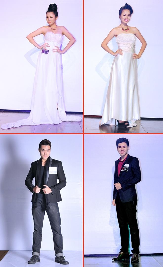 Dan hot boy, hot girl cua vong ban ket F-idol 2013 hinh anh 8