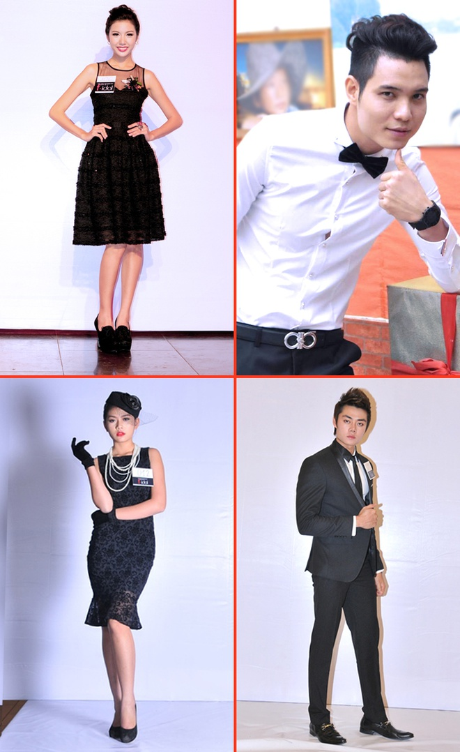 Dan hot boy, hot girl cua vong ban ket F-idol 2013 hinh anh 9
