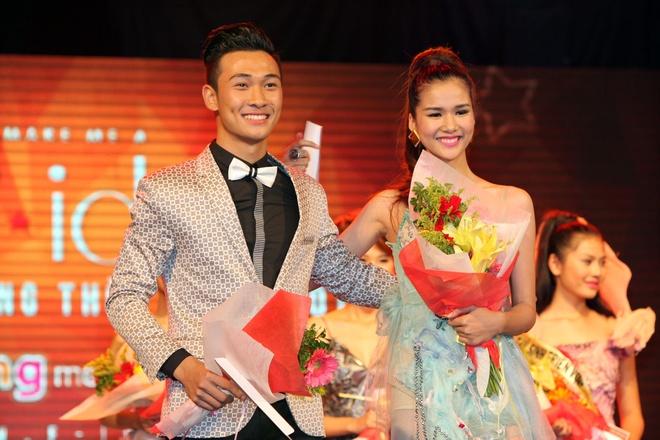 Ngoc Oanh, Ngoc Linh dang quang F-idol 2013 hinh anh 1