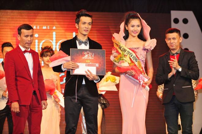 Ngoc Oanh, Ngoc Linh dang quang F-idol 2013 hinh anh 4
