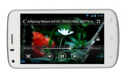 Gionee Pioneer P3 - smartphone gia re dang mua dip dau nam hinh anh 2