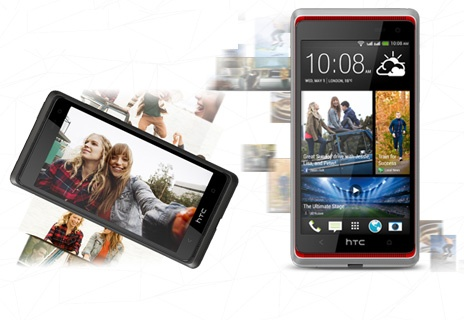 HTC Desire 600 - smartphone loi tu, 2 SIM dang mua hinh anh