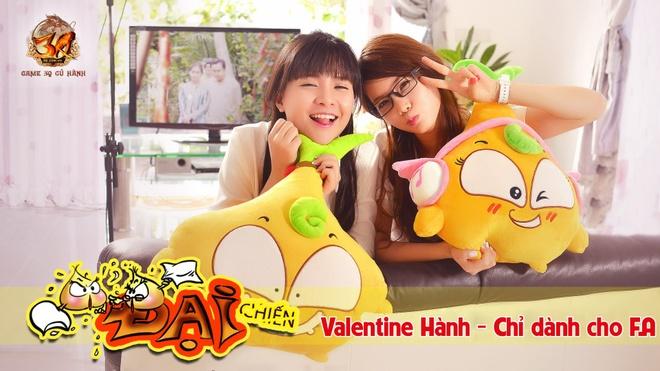 3Q Cu Hanh tung clip 'Hanh bong dai chien' danh rieng cho FA hinh anh 1