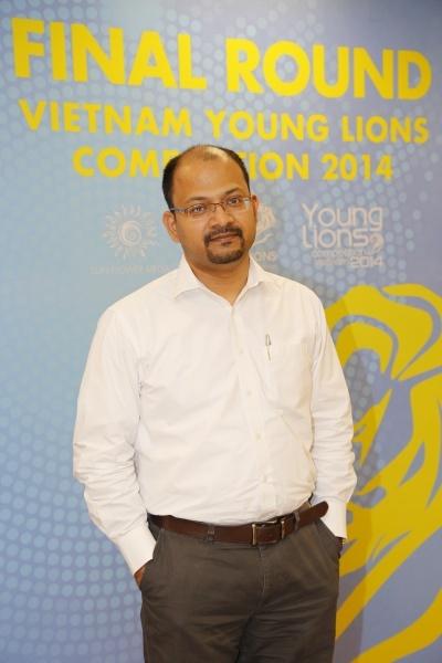 Nganh quang cao Viet Nam duoi goc nhin cua chuyen gia hinh anh 2 Ông Deboo Mohanty – CEO Tập đoàn truyền thông Vivaki Vietnam.