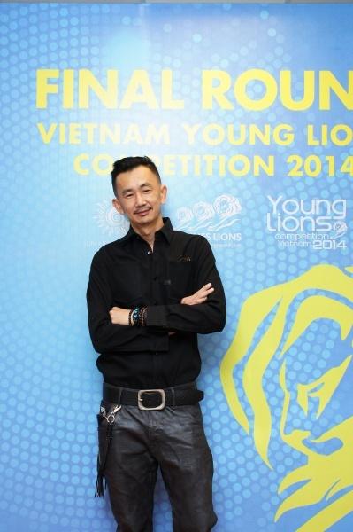 Nganh quang cao Viet Nam duoi goc nhin cua chuyen gia hinh anh 4 Ông Andy Soong – Giám đốc sáng tạo Dentsu Alpha.