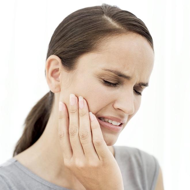 Loan nang thai duong ham - benh dau khi nhai hinh anh
