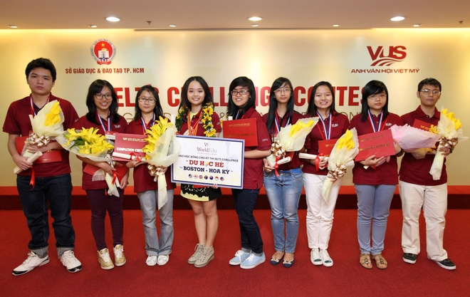Top 9 IELTS Challenge hung bien ve 'Tu do tuoi teen' hinh anh