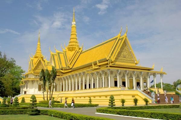 Phnom Penh - thien duong mua sam hinh anh