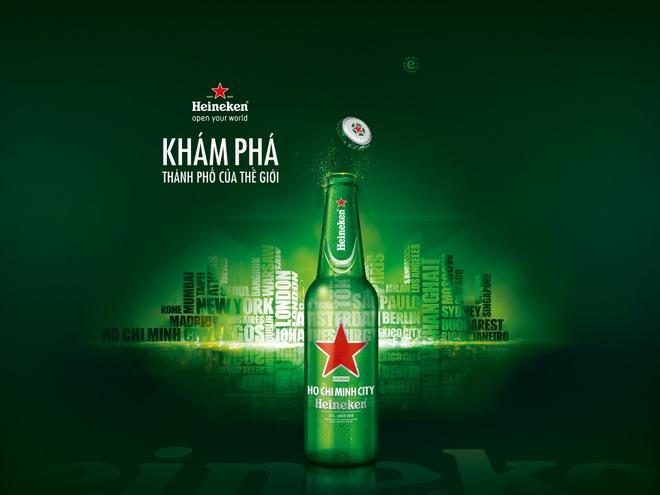 Kham pha thanh pho cua the gioi cung Heineken hinh anh