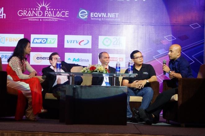 Hoi thao Viet Nam Digital Marketing 2014 hinh anh