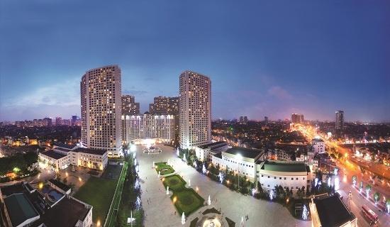 Vinhomes Royal City tang tivi 62 trieu cho khach mua can ho hinh anh