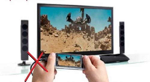 e16014032d5 Khám phá công nghệ kết nối tivi  không dây  trên smartphone - Công ...