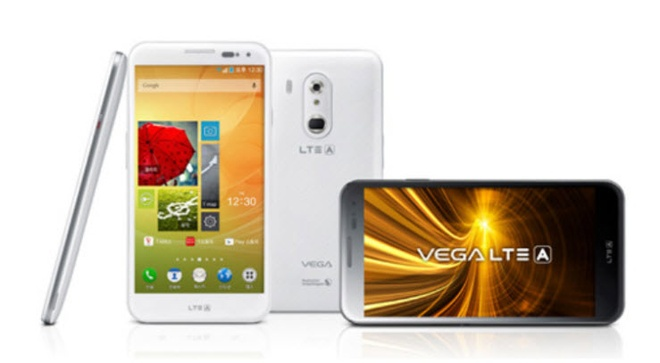 Smartphone hap dan tu Han Quoc hinh anh 2