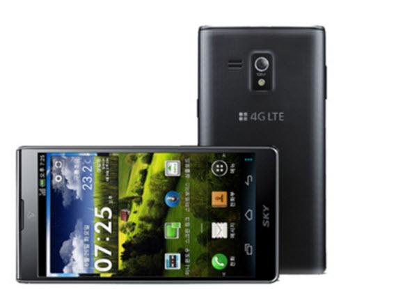 Smartphone hap dan tu Han Quoc hinh anh 5
