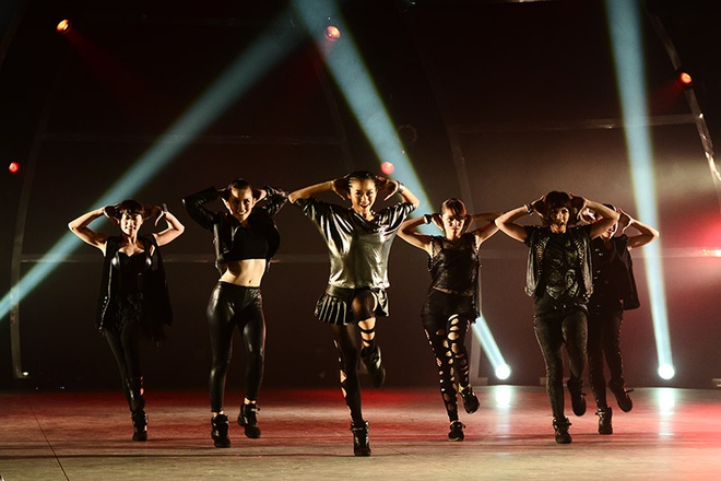 Hanh trinh den top 10 'So you think you can dance' hinh anh 3