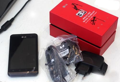 Danh gia LG Optimus 3D P920 hinh anh