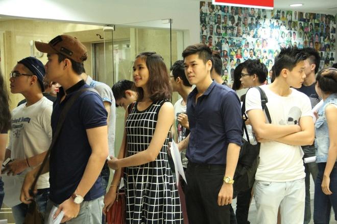 Dan trai xinh, gai dep Sai thanh casting 'F-idol 2013' hinh anh 2