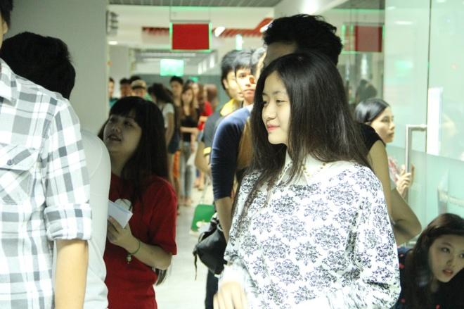 Dan trai xinh, gai dep Sai thanh casting 'F-idol 2013' hinh anh 3