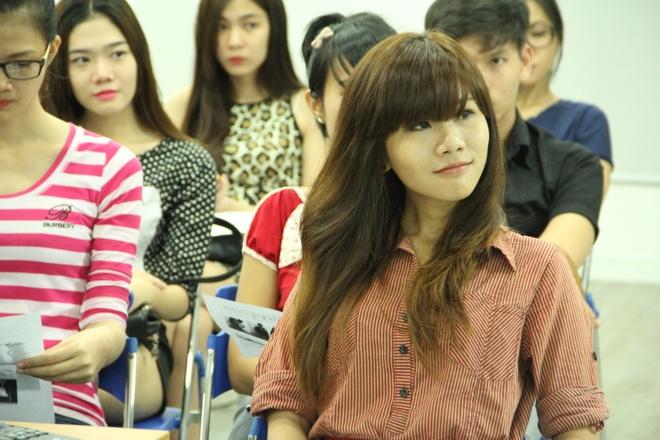 Dan trai xinh, gai dep Sai thanh casting 'F-idol 2013' hinh anh 8