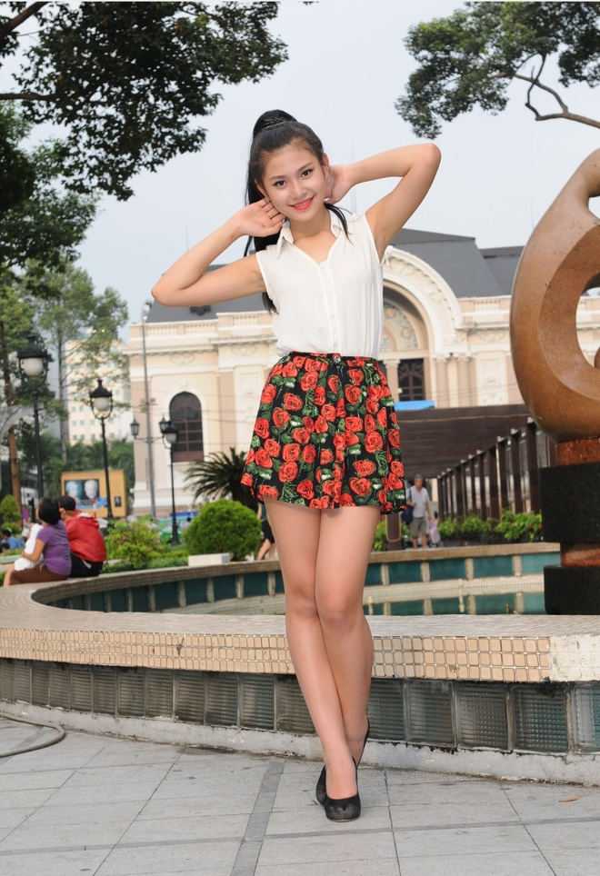 Sai Gon Giang sinh som cung top 10 'F-idol 2013' hinh anh 1