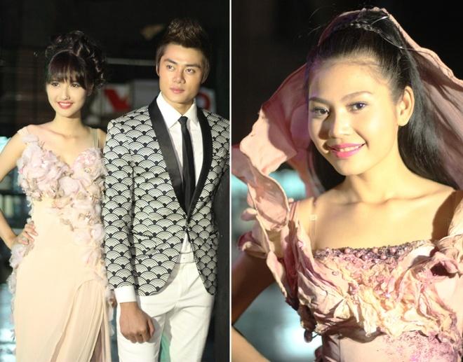 Nhung khoanh khac dep cua chung ket 'F-idol 2013' hinh anh 3
