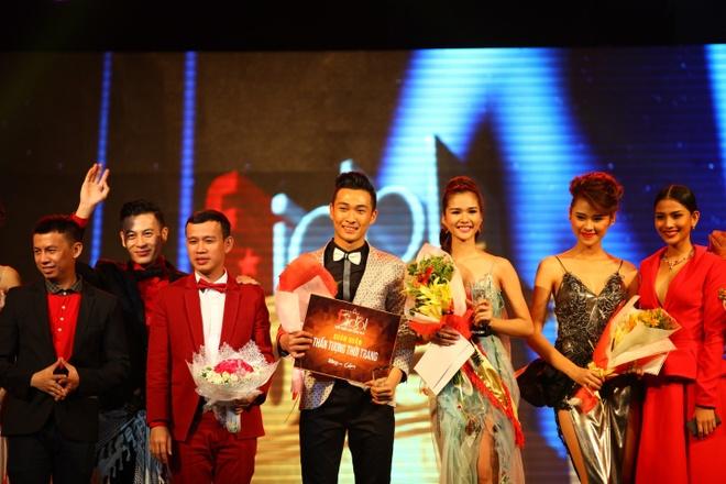 Nhung khoanh khac dep cua chung ket 'F-idol 2013' hinh anh 8
