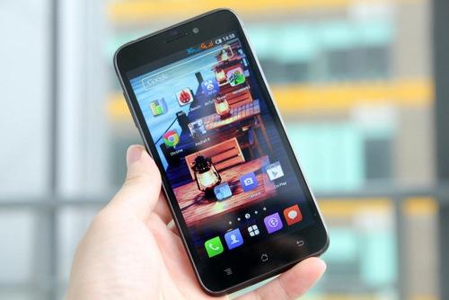 Danh gia FPT VI - smartphone thiet ke dep, giai tri tot hinh anh