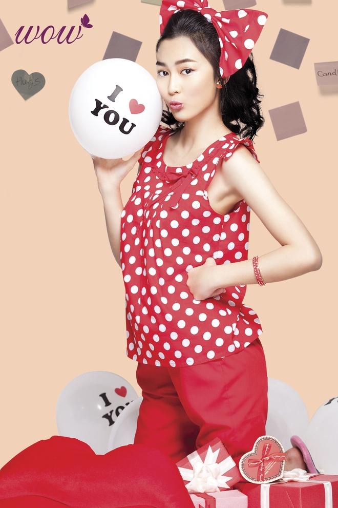 Helly Tong nhi nhanh don Valentine hinh anh 1