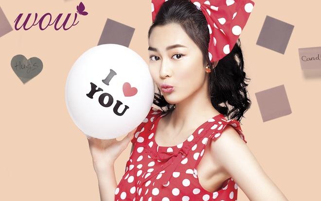 Helly Tong nhi nhanh don Valentine hinh anh