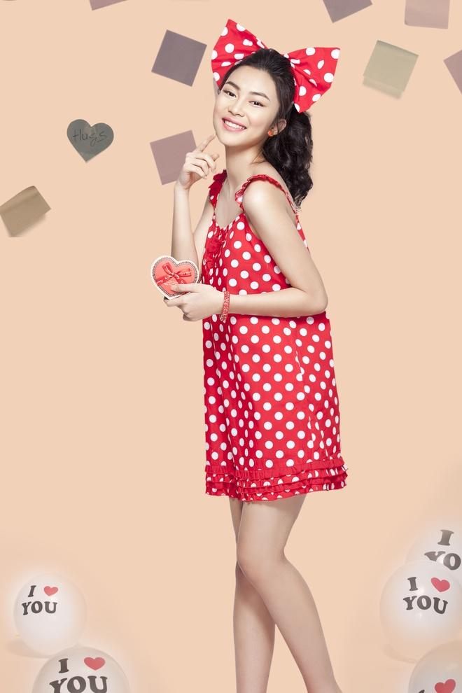 Helly Tong nhi nhanh don Valentine hinh anh 2