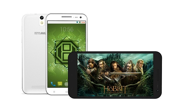 HKPhone ra mat Revo MAX8 voi 8 nhan, gia 6,95 trieu hinh anh