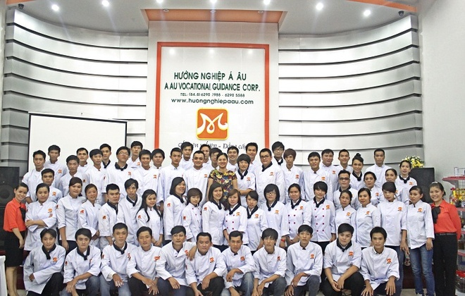 Hoc nghe bep voi Huong Nghiep A Au hinh anh 2