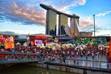 Ngay hoi thuong nien du hoc Singapore tai Ha Noi hinh anh