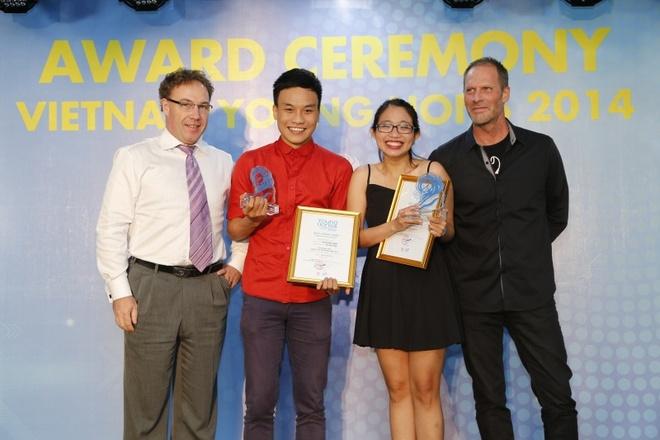 'Vietnam Young Lions 2014' da tim duoc quan quan hinh anh 4