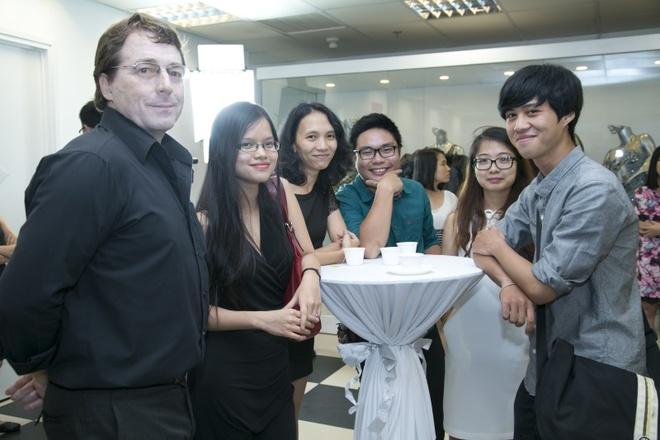 'Vietnam Young Lions 2014' da tim duoc quan quan hinh anh 2 Đêm gala trao giải Vietnam Young Lions còn có sự tham dự của các khách mời là những nhân viên quảng cáo, truyền thông của các công ty, tập đoàn lớn.