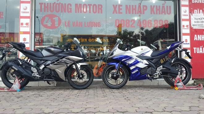 Yamaha R15 2014 co mat tai Ha Noi hinh anh