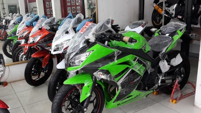 Yamaha R15 2014 co mat tai Ha Noi hinh anh 6