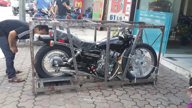 Yamaha R15 2014 co mat tai Ha Noi hinh anh 7