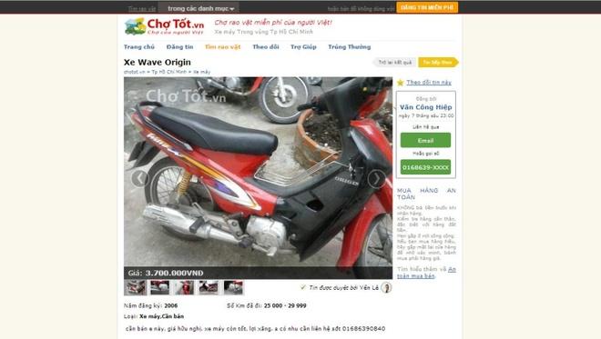 Duong vao top cac website rao vat lon nhat tai Viet Nam hinh anh