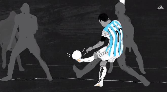 Video 'Cartoon' ve nhung khoanh khac World Cup hinh anh
