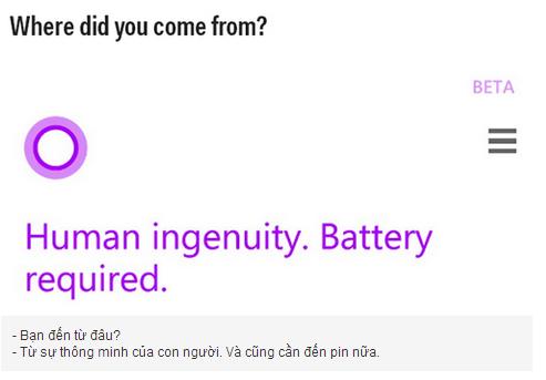 Cortana 've huu' sau mua World Cup? hinh anh 2