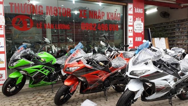Honda CBR 300R ABS doi dau voi Kawasaki Ninja 300 ABS hinh anh 2