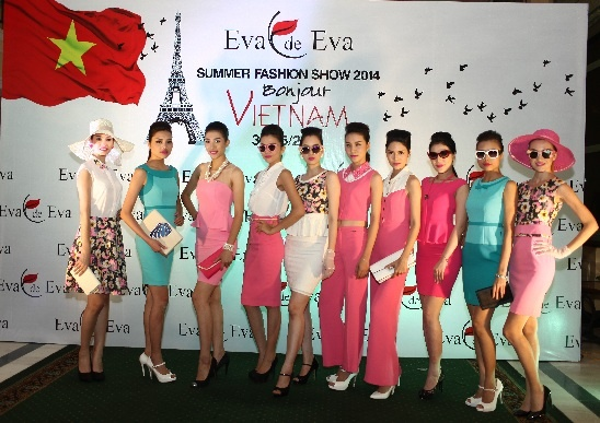 Eva de Eva - thuong hieu dau tien tai Dep Fashion Runway 3 hinh anh