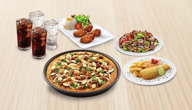 Pizza Hut do bo thanh pho bien Ha Long hinh anh