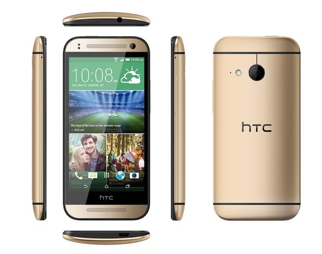 HTC One Mini 2 - lua chon nho gon cho nguoi thich One M8 hinh anh 2