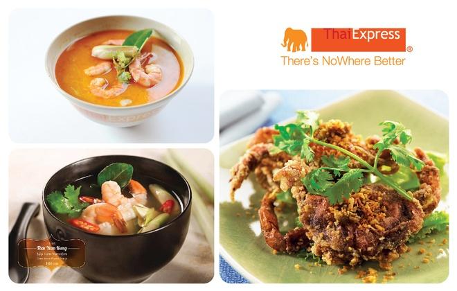 Den ThaiExpress an nhu nguoi Thai Lan hinh anh 2