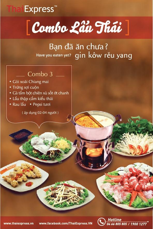 Den ThaiExpress an nhu nguoi Thai Lan hinh anh 4