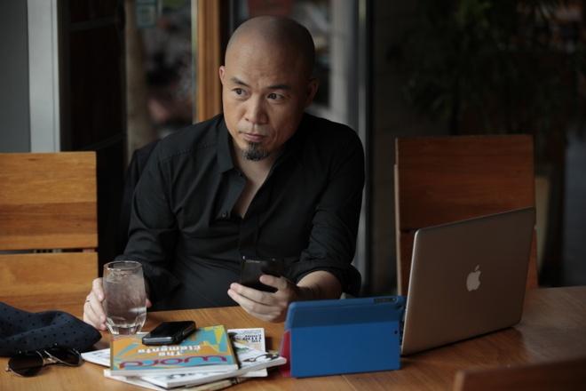 Huy Tuan: Vien 'kim cuong den' da dien hinh anh 2