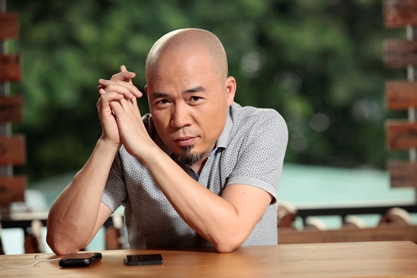 Huy Tuan: Vien 'kim cuong den' da dien hinh anh 3
