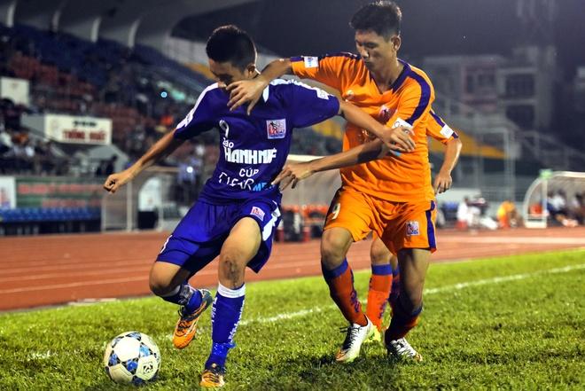 U21 Binh Dinh bat ngo ha guc U21 Da Nang hinh anh